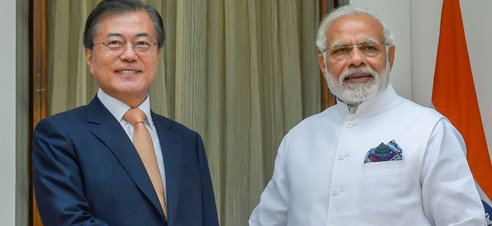 India at the heart of Moon's new diplomatic initiatives (Photo Source: PTI)