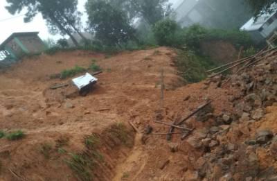 Nine killed, several injured as heavy landslides hit Manipur's Tamenglong district