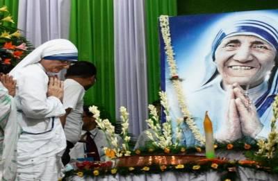 Mamata Banerjee accuses BJP of targeting Mother Teresa's missionaries