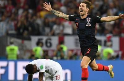 FIFA World Cup: Croatia beat England to fix a final date with France