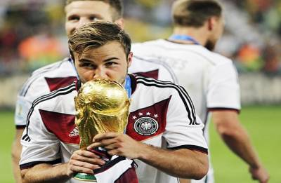 Goetze's descent into hell after 2014 World Cup dream goal