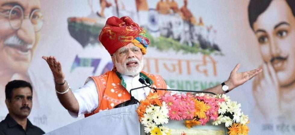 Modi to address 50 rallies to prepare base for BJP ahead of 2019 polls (PTI Photo)