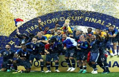 FIFA World Cup 2018: Les Bleus crowned World Champions as they crush Croatia by 4-2