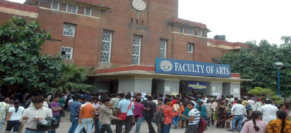 Delhi University's admission helpline received 120-130 calls daily (File photo)