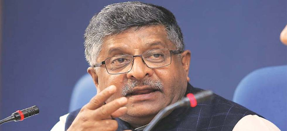 India should not miss digital revolution, says Ravi Shankar Prasad (Photo: PTI)