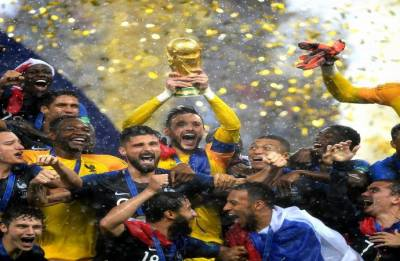 FIFA World Cup 2018: Twitterati go berserk as France become World Champions!