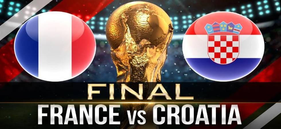 FIFA World Cup 2018 Final, France vs Croatia: Countdown to ultimate showdown begins! (Photo: Twitter)