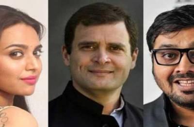Anurag Kashyap, Swara Bhasker praise Rahul Gandhi's take on 'Sacred Games'