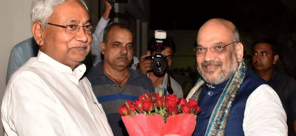 BJP to come up with seat-sharing proposal within weeks: Nitish Kumar (Photo Source: PTI)