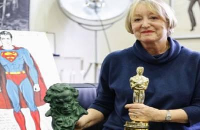 'Superman' costume designer Yvonne Blake dies at 78