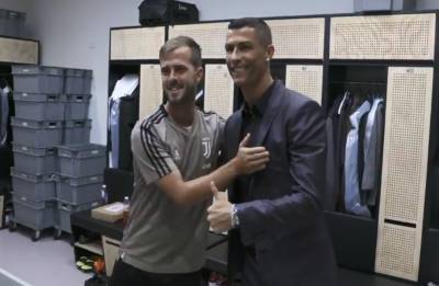 Cristiano Ronaldo signing 'huge coup,' for Juventus says Miralem Pjanic