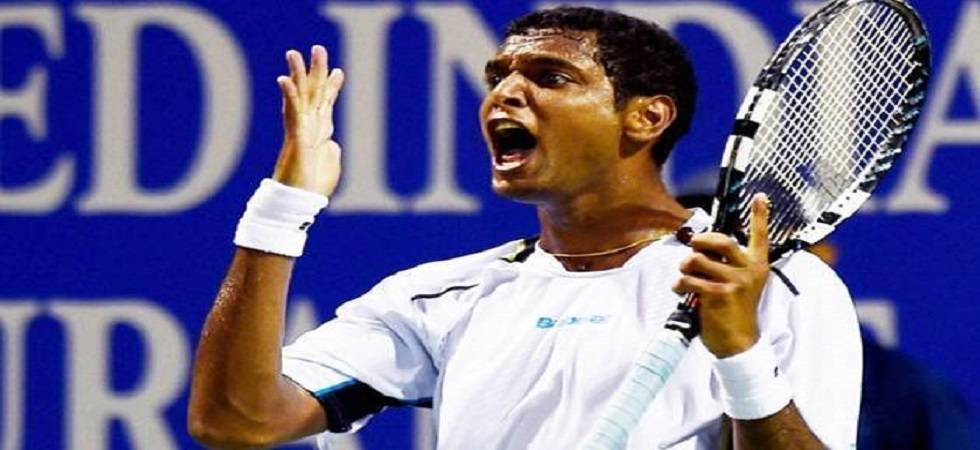 Ramanathan enters semifinals, Paes out of Hall of Fame Open (file photo)