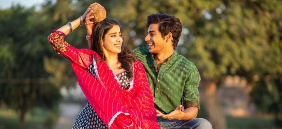 Dhadak celebrity review: Bollywood praise Janhvi Kapoor, Ishaan Khatter (File Photo)