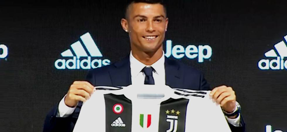 Cristiano Ronaldo is unbelievable! Leaves massive $23,000 tip at Greek resort (Photo: Juventus Twitter)