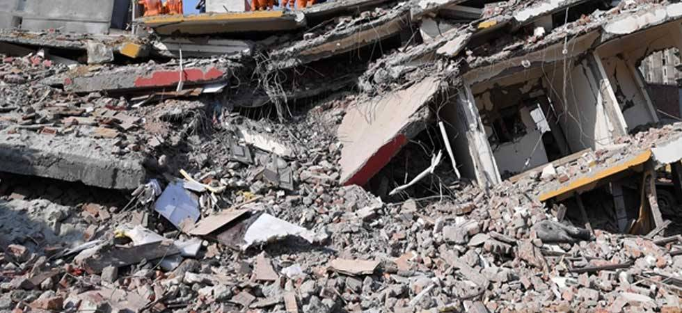 Noida: Under construction building collapses, one dead, three injured (File Photo)
