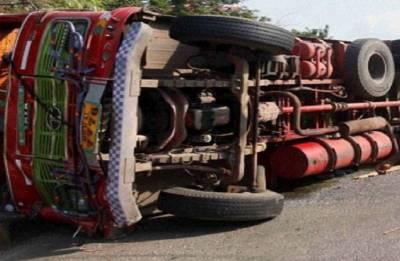 Uttar Pradesh: 6 killed, 4 injured in road accident