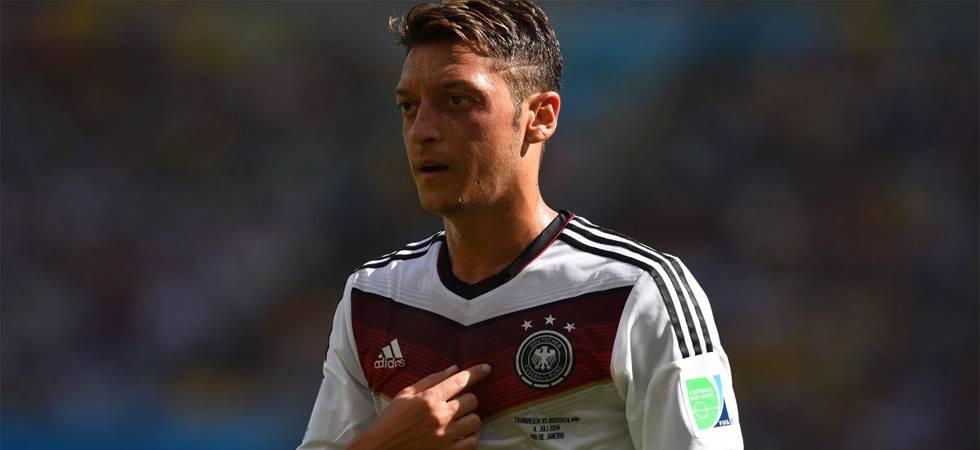 World Cup winner Mesut Ozil announces retirement citing 'racism' (Photo: Twitter)