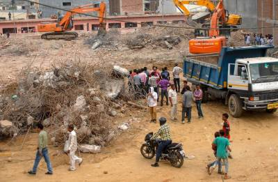 2 killed, 2 hurt as two-storey building collapses in Kolkata