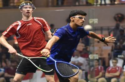 India advance in World junior squash team championship