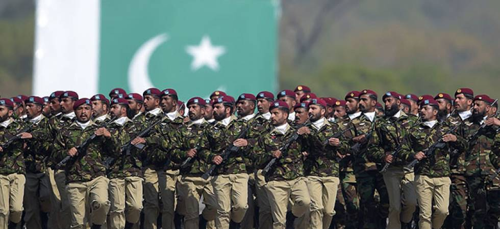 Largest military deployment for Pakistan elections tomorrow (File Photo)