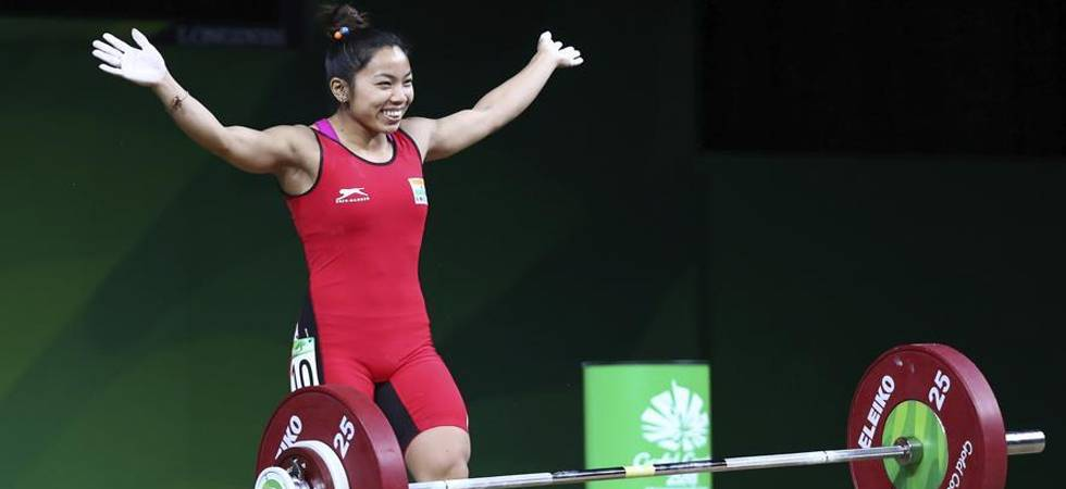 Asian Games: pain subsides, hope floats for Mirabai Chanu (Photo: Twitter)