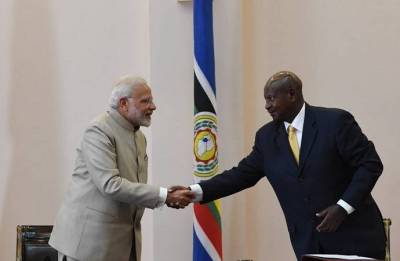 India willing to address trade deficit with Uganda: PM Modi