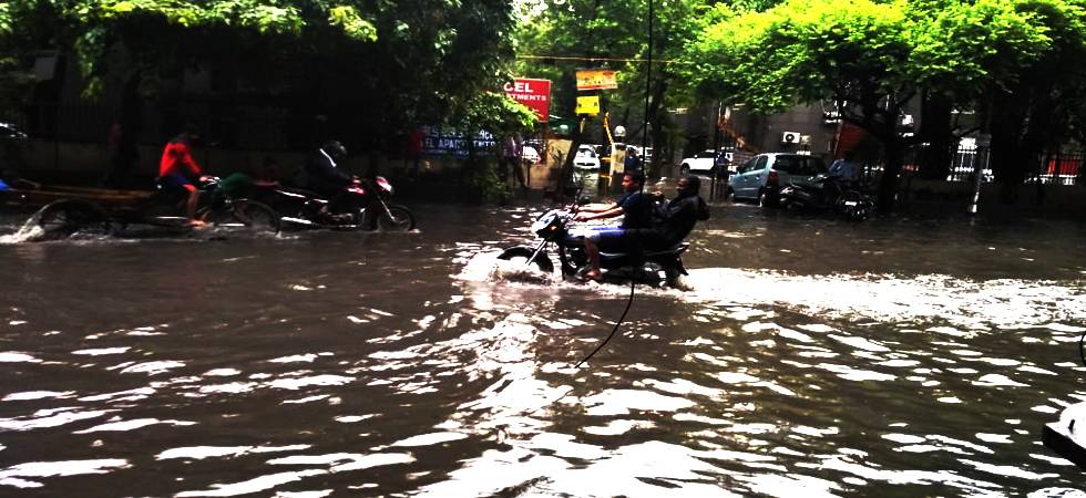 Delhi Weather today: Heavy rains lash Delhi-NCR, hit traffic, commuters  (Photo: PTI)