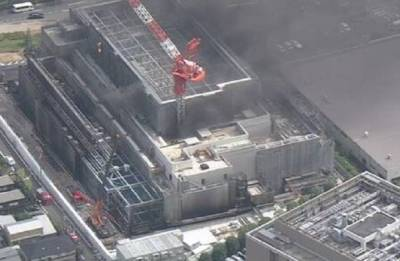 4 dead, dozens injured in fire at Tokyo construction site