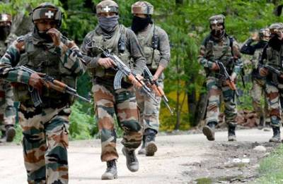 Militant killed in Kashmir's Handwara encounter; four CRPF soldiers injured in Anantnag grenade attack