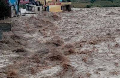 Jammu & Kashmir: Villager washed away in flash floods, another rescued