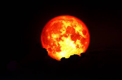 Chandra Grahan 2018: The blue moon will turn hauntingly blood red | Know when and where to watch
