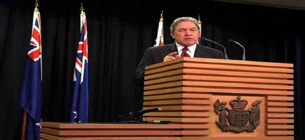Acting New Zealand PM tells Australia to change its flag (Photo- ANI Twitter)