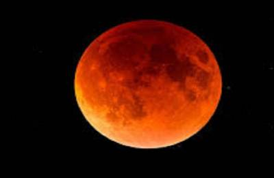 When the Red Moon and the Red Planet turn brightest and biggest