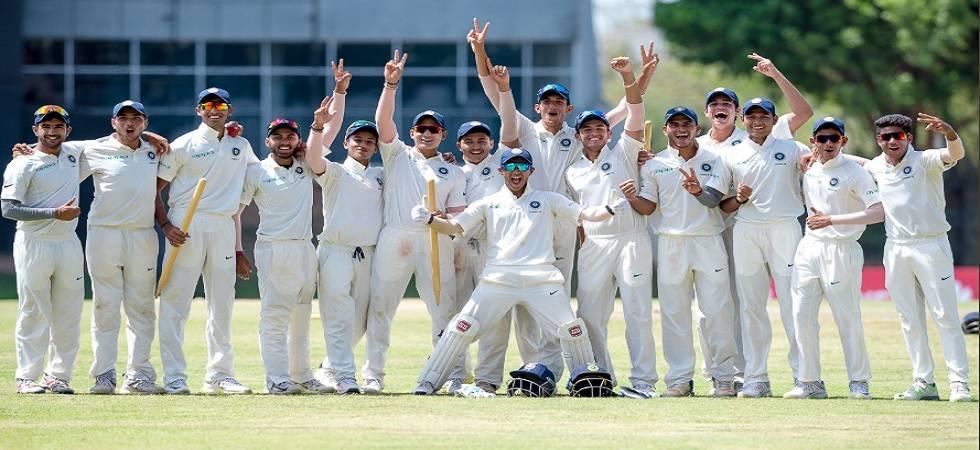 India U-19 crush SL by innings and 147 runs, claim series 2-0 (Twitter)