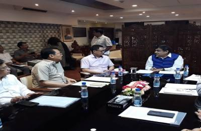 Arunachal sought Centre's intervention to complete road projects