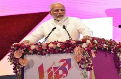 PM Modi launches record 81 projects in Lucknow