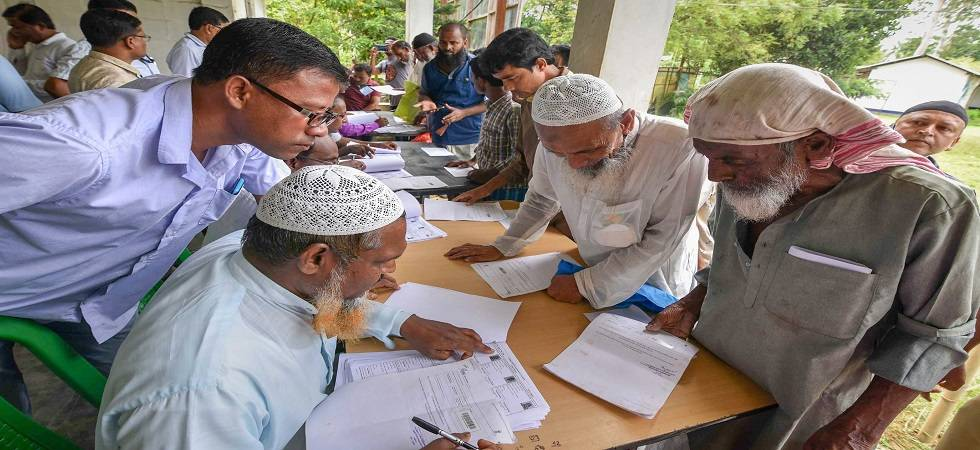 Students' body calls for extension of NRC to other Northeastern states (Photo: PTI)
