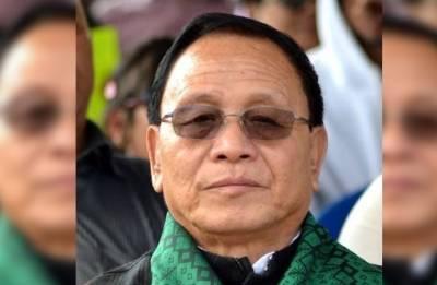 NIA raids Congress' Manipur MLA; recovers arms, ammo