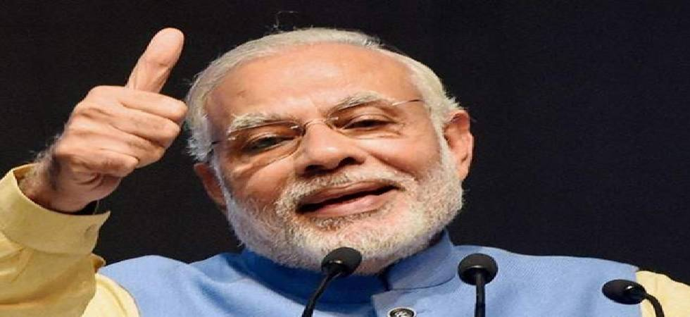 Modi seeks ideas for his Independence Day speech (Picture: PTI)