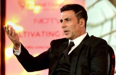 Don't think anybody besides me best suited for 'Mogul', says Akshay Kumar