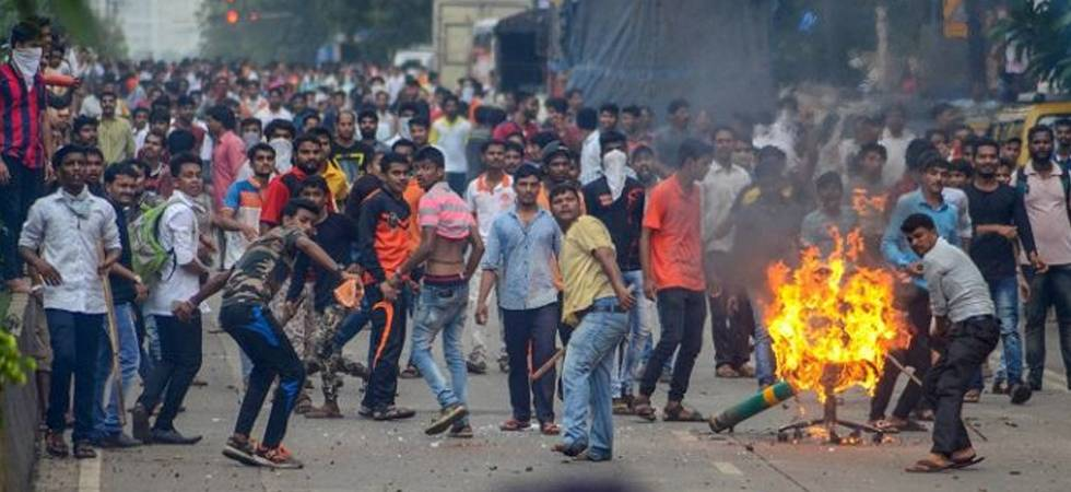 Maratha Reservation: Two commit suicide, 8 attempt self-immolation; 'jail bharo' stir today