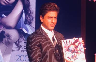 Star kids feel entitled, should be given responsibilities: SRK on Suhana photoshoot