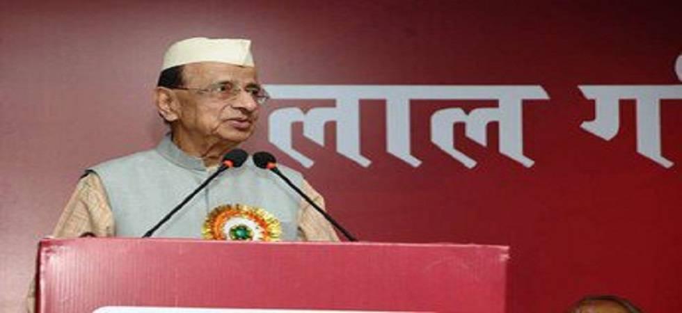 Former Assam Governor Bhishma Narain Singh dead (Photo- Twitter)