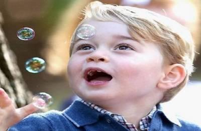 Prince George named in Britain's Best Dressed list