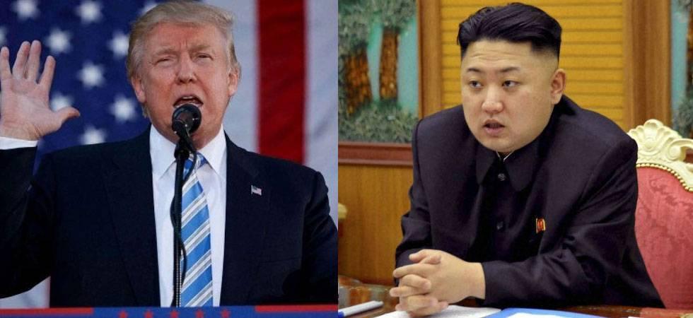 Trump thanks Kim, hopes to meet North Korean leader 'soon' (file photo)