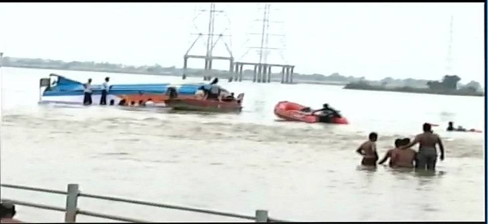 Seven drown, one missing as fishing boat capsizes in West Bengal (File Photo- Twitter/ANI)