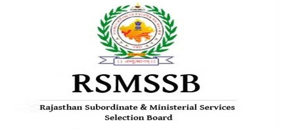 RSMSSB LDC, JA 2018 admit card to release today at rsmssb.rajasthan.gov.in