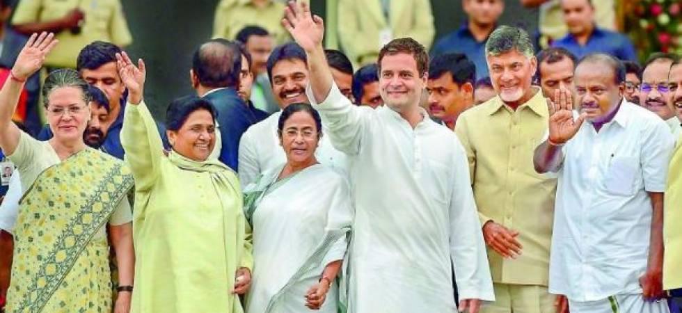 Anti-BJP Grand Alliance formed in Uttar Pradesh