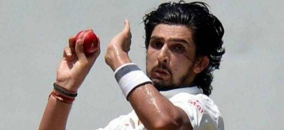 Ishant credits Sussex stint for success in England (File photo)