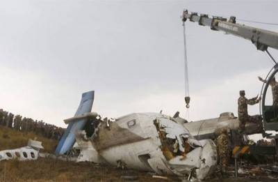 Plane crashes in Switzerland, several people killed